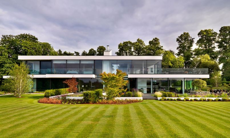Exceptional Gregory Phillips   Award Winning Architects   Berkshire Residence
